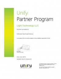 UnifyPartner2019